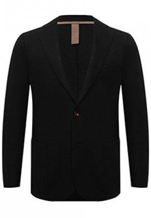Пиджак ELEVENTY. Цвет: черный