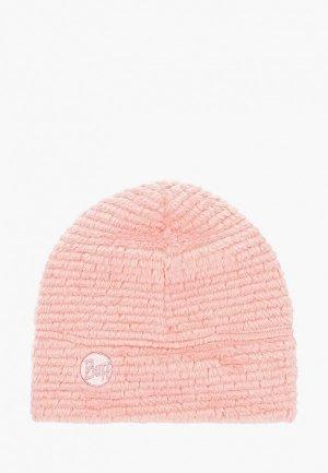 Шапка Buff Polar Thermal Hat. Цвет: розовый
