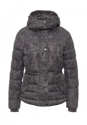 Куртка утепленная Fantasy. Цвет: серый