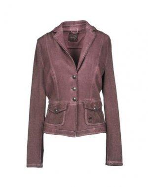 Пиджак BARBARA LEBEK. Цвет: пурпурный