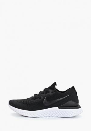 Кроссовки Nike EPIC REACT FLYKNIT 2. Цвет: черный