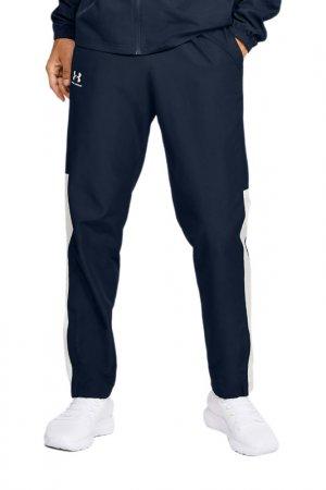 Брюки Vital Woven Pants Under Armour. Цвет: синий