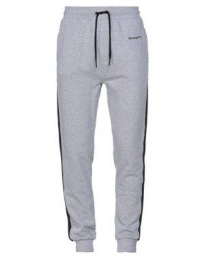 Повседневные брюки ELEVEN PARIS. Цвет: светло-серый
