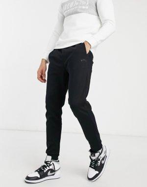 Черные джоггеры BOSS-Черный цвет BOSS Athleisure