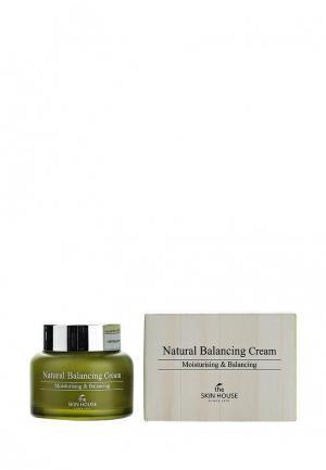 Крем для лица The Skin House Балансирующий Natural Balancing 50 мл