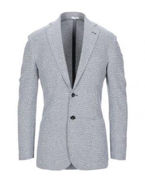 Пиджак SARTORIO. Цвет: синий