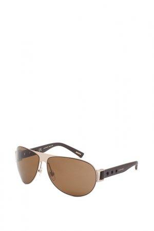 Очки солнцезащитные Chopard. Цвет: бронзовый