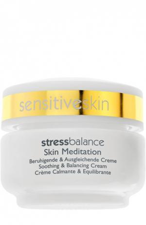 Успокаивающий, восстанавливающий крем Skin Meditation Soothing&Balancing Cream Declare. Цвет: бесцветный
