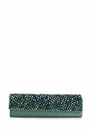 Клатч Drap DR001BWJW951. Цвет: зеленый