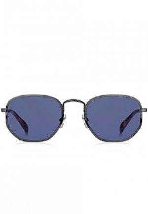 Солнцезащитные очки GIVENCHY. Цвет: синий