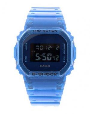 Наручные часы CASIO G-SHOCK. Цвет: синий