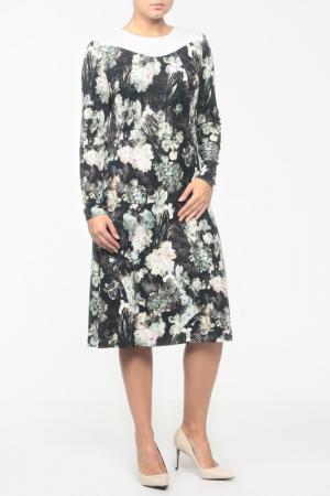 Платье Lissa. Цвет: мультицвет