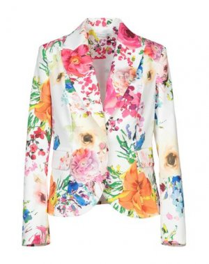 Пиджак CANNELLA. Цвет: белый
