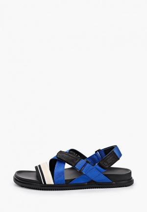 Сандалии Just Couture. Цвет: синий
