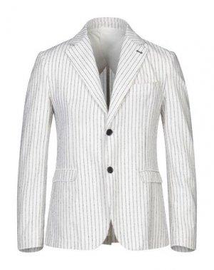 Пиджак MASSIMO REBECCHI. Цвет: белый