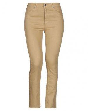 Джинсовые брюки # 7.24. Цвет: бежевый