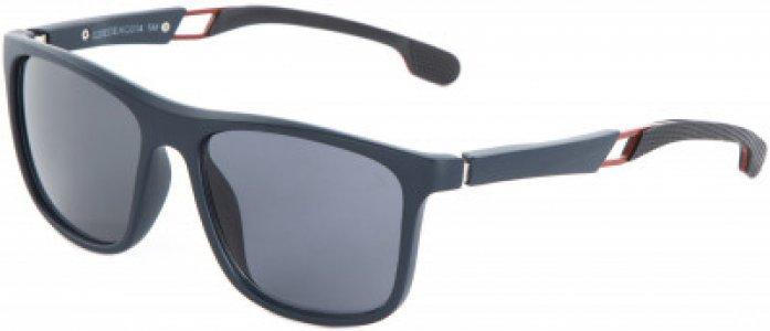Солнцезащитные очки Demix. Цвет: серый