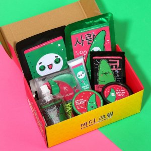 Гифт бокс korea edition i aloe you, 8 предметов Beauty Fox