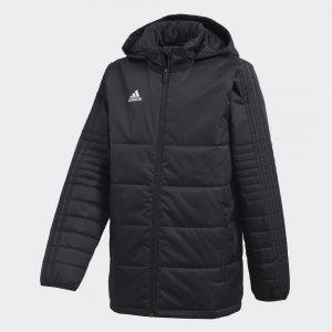 Куртка Tiro17 Winter Performance adidas. Цвет: черный