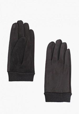 Перчатки Fabretti touch screen. Цвет: черный