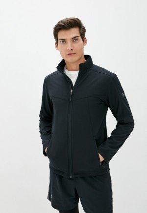 Куртка Under Armour Tac All Season Jacket. Цвет: черный