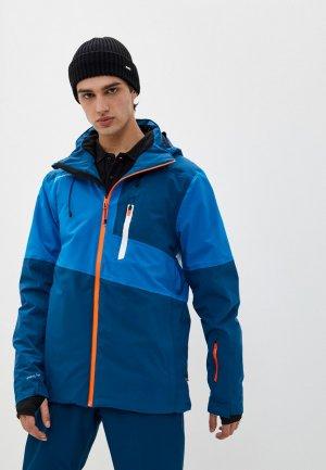 Куртка горнолыжная Brunotti Sad. Цвет: синий