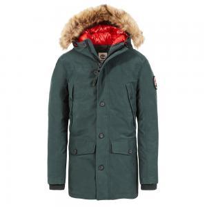 Верхняя одежда Scar Ridge DryVent Parka Timberland. Цвет: зеленый