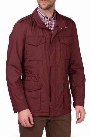 Куртка Kanzler. Цвет: бордовый