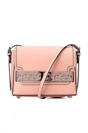 Сумка-клатч Ermanno Scervino. Цвет: розовый