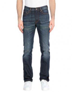 Джинсовые брюки BOSS HUGO. Цвет: синий