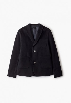 Пиджак Ptuch. Цвет: черный