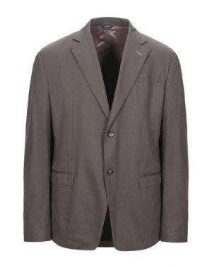 Пиджак JULIAN KEEN. Цвет: хаки