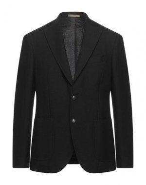 Пиджак SARTORIA LATORRE. Цвет: коричневый