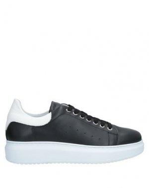 Низкие кеды и кроссовки HAMAKI-HO. Цвет: черный