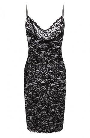 Сорочка Versace. Цвет: чёрный