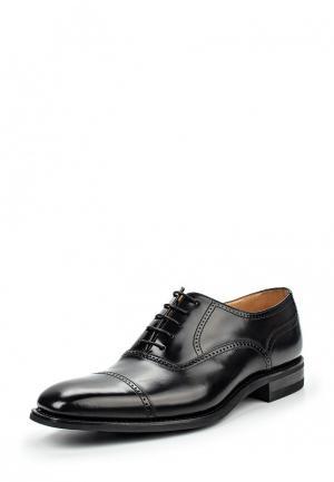 Туфли Loake LO026AMNSP33. Цвет: черный
