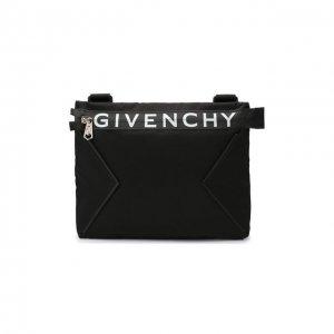 Текстильная сумка Spectre Givenchy. Цвет: чёрный
