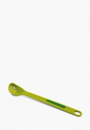 Набор столовых приборов Joseph Scoop. Цвет: зеленый