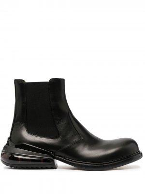 Ботинки челси Airbag Maison Margiela. Цвет: черный