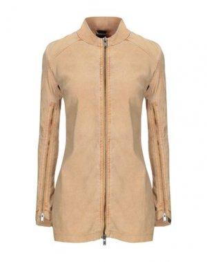 Куртка 10SEI0OTTO. Цвет: охра