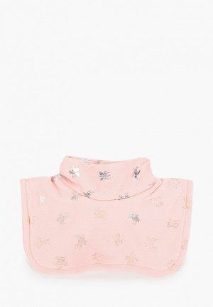 Манишка Acoola. Цвет: розовый