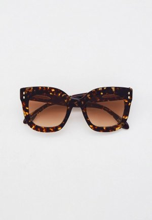 Очки солнцезащитные Isabel Marant IM 0002/N/S 086. Цвет: коричневый