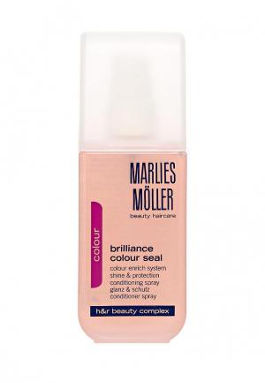 Спрей для волос Marlies Moller Brilliance Colour окрашенных 125 мл. Цвет: белый