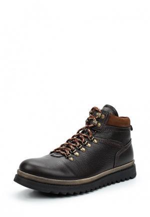 Ботинки Der Spur. Цвет: коричневый
