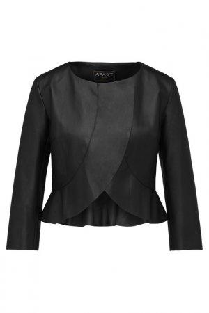 Куртка Apart. Цвет: черный