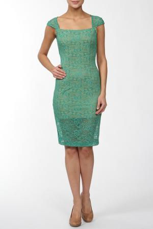 Платье Joe Suis. Цвет: зеленый