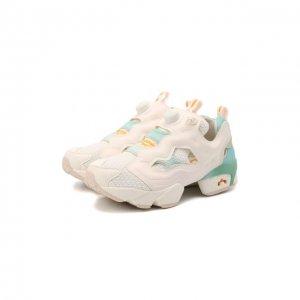 Комбинированные кроссовки Instapump Fury OG Reebok. Цвет: разноцветный