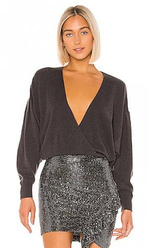 Пуловер dewalt IRO. Цвет: серый
