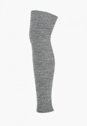 Гетры Modis. Цвет: серый
