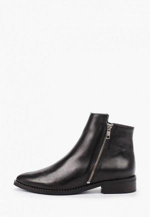 Ботинки Gardenia Copenhagen LANIE calf. Цвет: черный